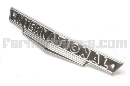 Front Emblem For Grille - International  A