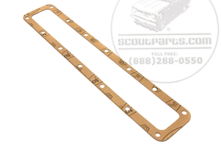 Gasket - Water Header - Farmall H, SUPER H,  SUPER HV, 300 , 350