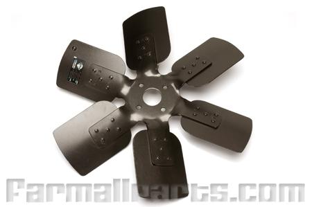 Fan, Cooling  - Farmall H, Farmall Super H
