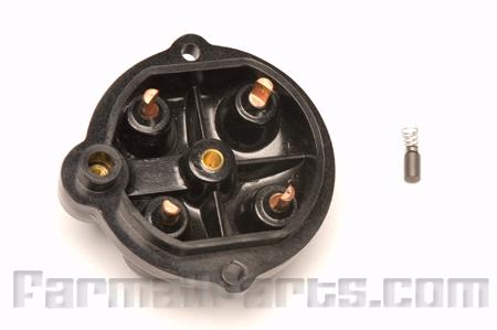 Magneto Cap, End cap cover, services Fairbank Morse: FM-J4, FM-0X4, FM-B1 magnetos.