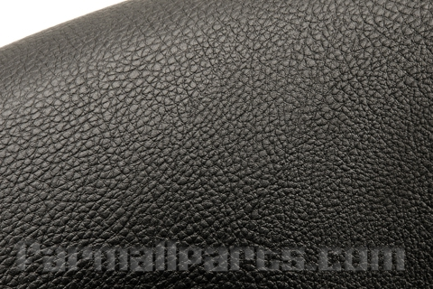 Universal Black Padded Seat - Two Bolt