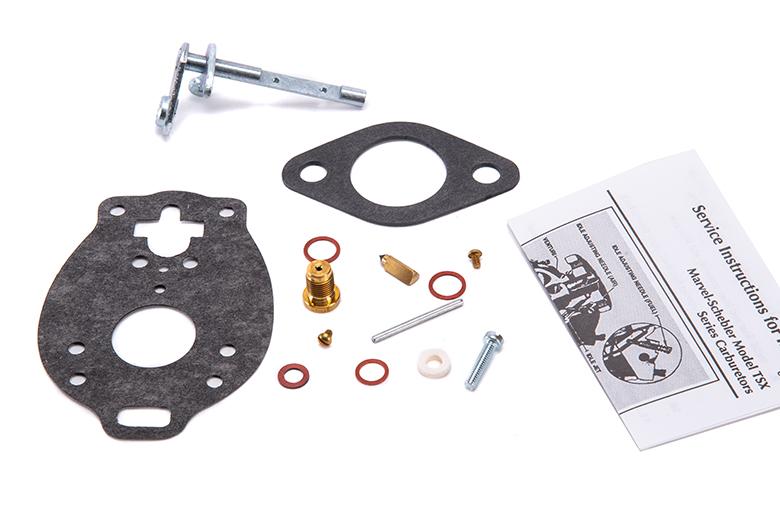 Basic Carb Rebuild kit  - Farmall 200, 230, 240, 330, 340