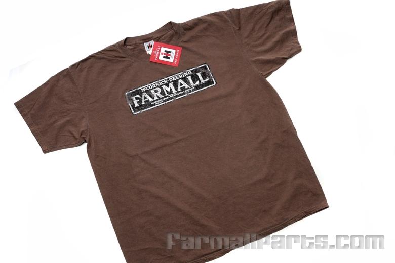 A few left McCormick-Deering Farmall T-shirts