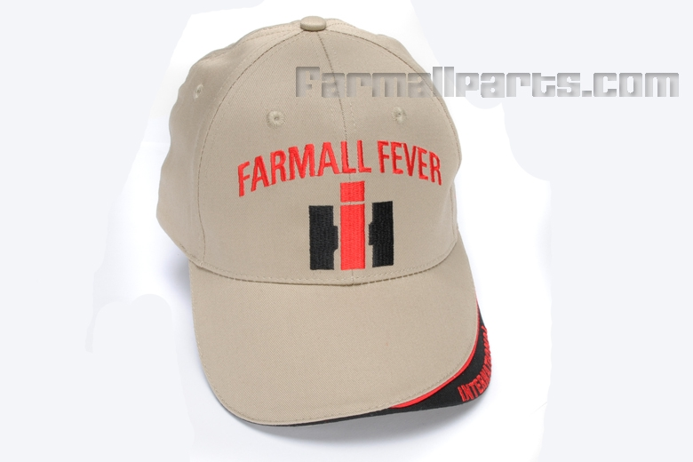 Cap - Khaki Farmall Fever