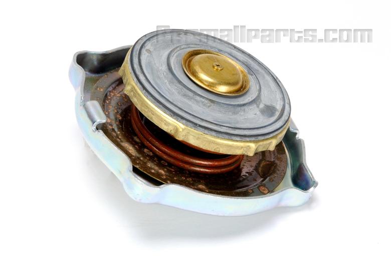 Radiator Cap -  H, M, 4lbs.