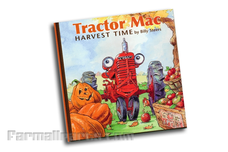 Book - Tractor Mac Harvest Time