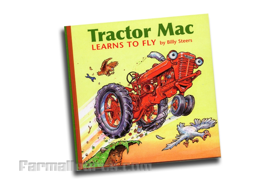 Tractor Mac - Learns To Fly
