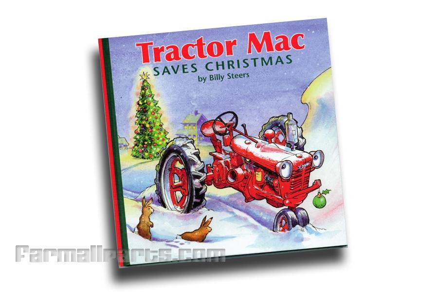 Tractor Mac - Tractor Mac saves  Christmas