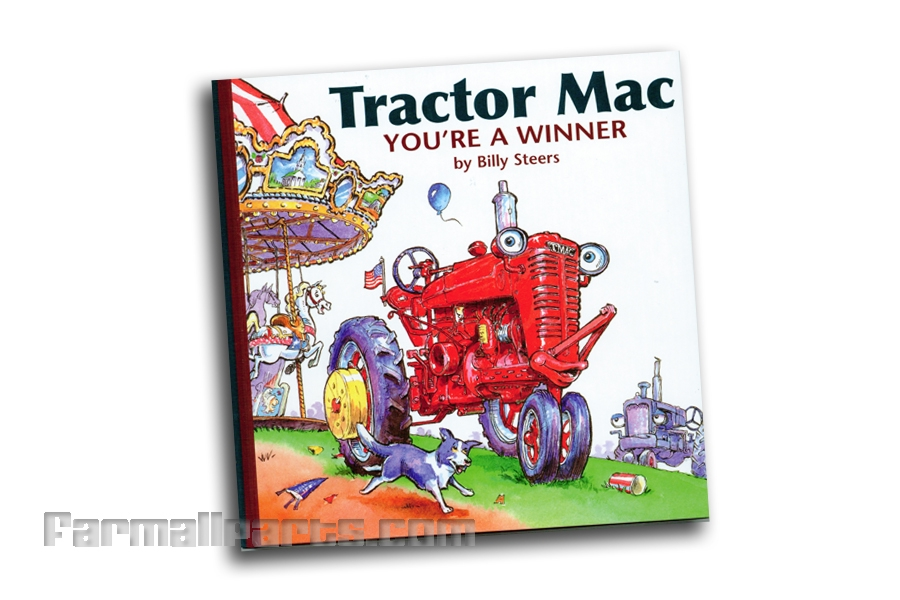 Tractor Mac - You're a Winner