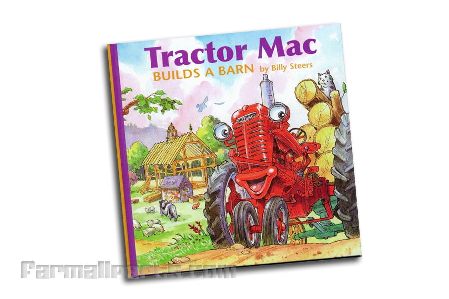 Tractor Mac - Builds a Barn