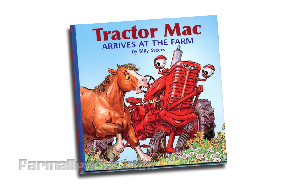 Tractor Mac - Arrives at the Farm