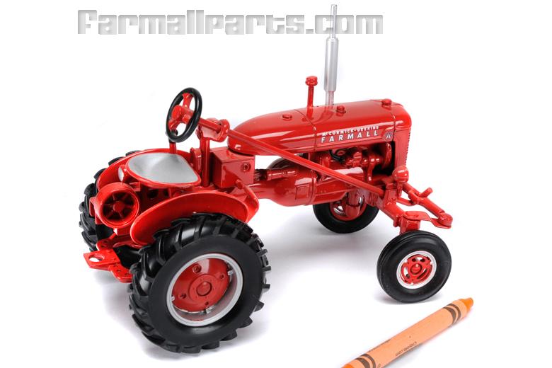 Farmall Tractor Cast Wheel Hub : Die cast metal farmall a th scale model toys books