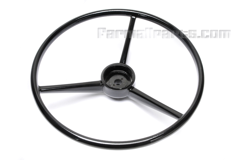 steering wheel - 18 u0026quot  diameter with splined hub  - trans related parts
