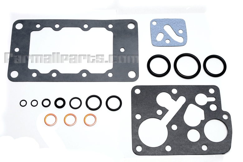 Hydraulic Cylinder Block Gasket & Seal Kit - Cub, Cub Lo-Boy