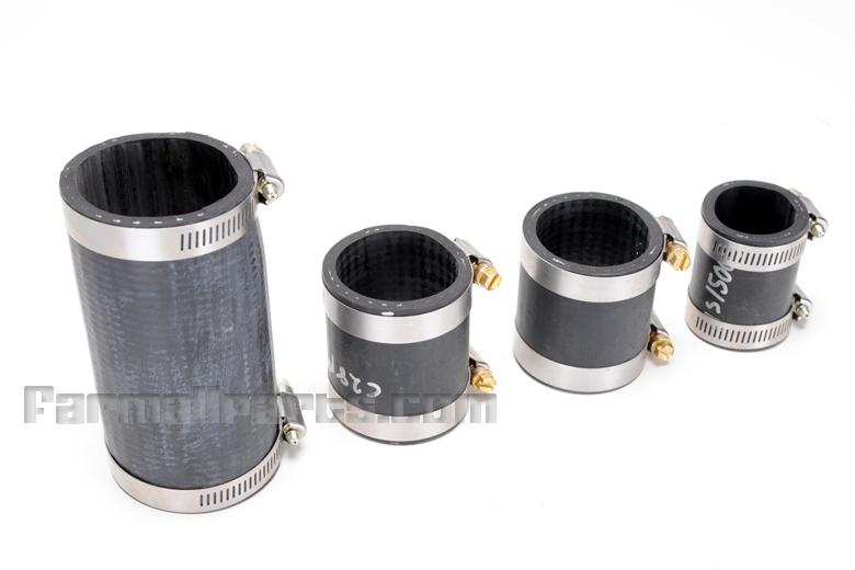Radiator Hose Kit - Farmall M, Super M, Super MTA, 400,450