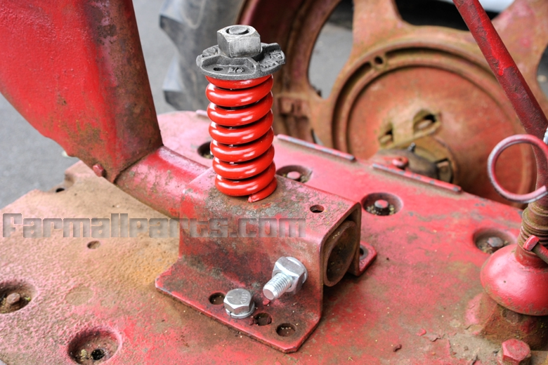 Seat Spring Kit - Farmall H, M Channel Seat