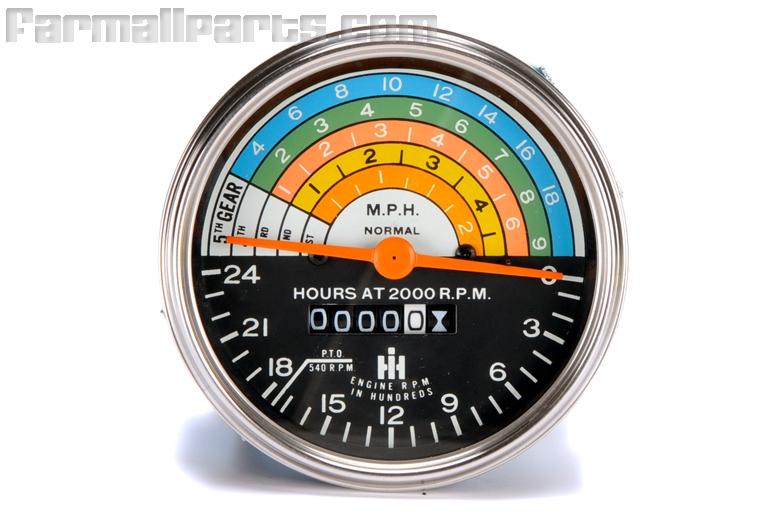 Tractormeter - Farmall 340 Gas, IH 340