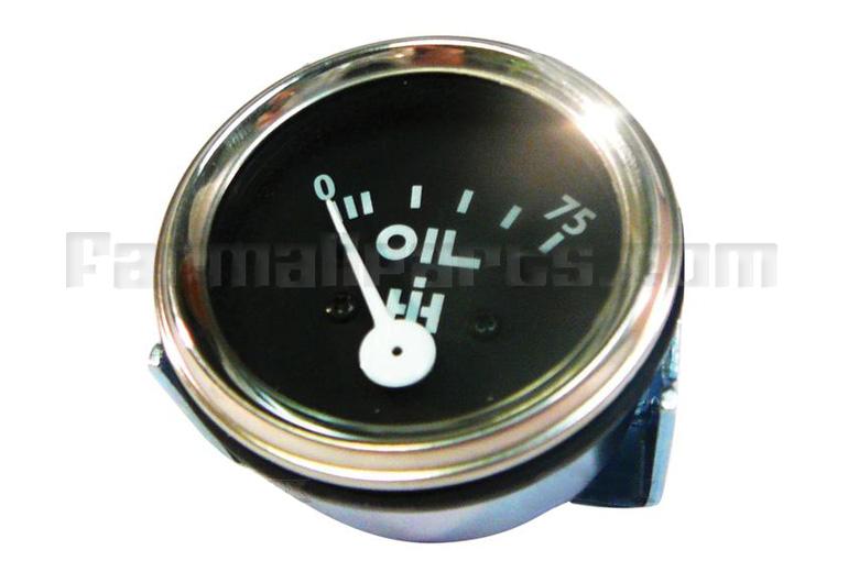 Oil Gauge 0-75lbs