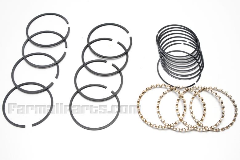Piston Rings - C123 Engine (Cast)