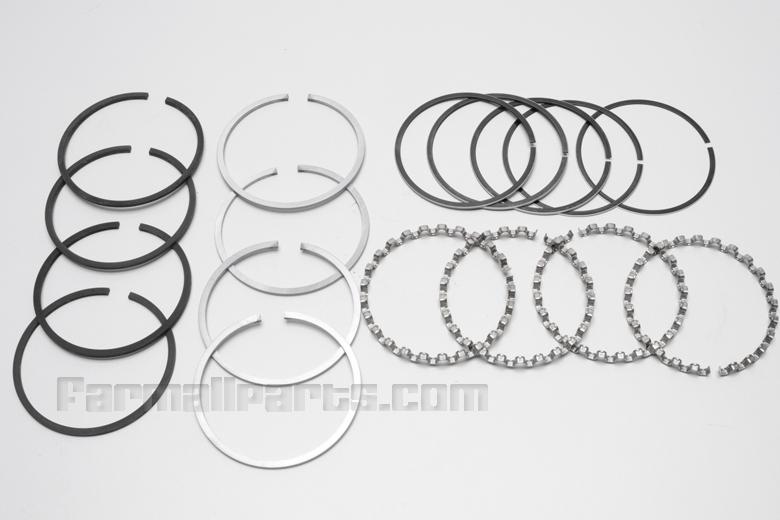 Piston Ring Set - C123 Engine
