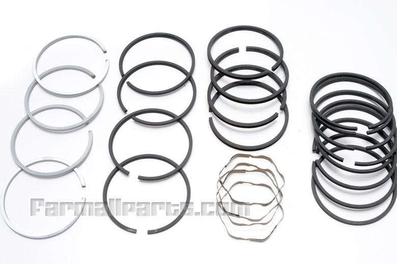 piston ring set - f-12  f-14 - fuel system parts