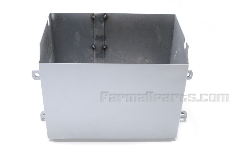 Battery box - M, Super M, MD fits under fuel tank.