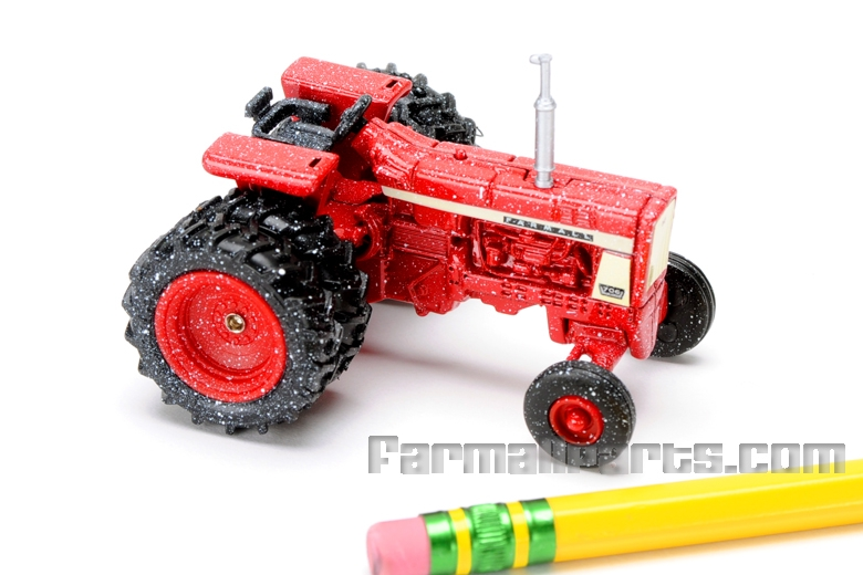 Farmall 706 Fenders : Die cast metal farmall scale model discontinued toys