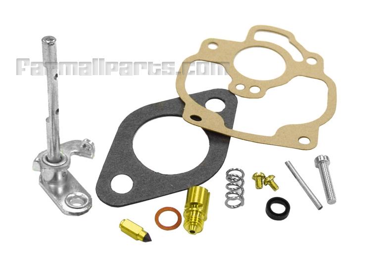 Basic Carburetor Repair Kit  Carter  - Farmall Super A  Sn 255418  U0026 Up   Super C