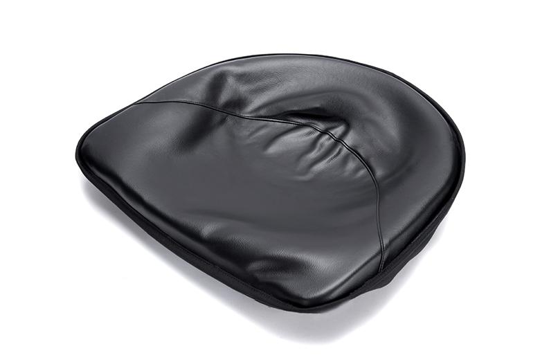 BLACK TIE ON SEAT CUSHION