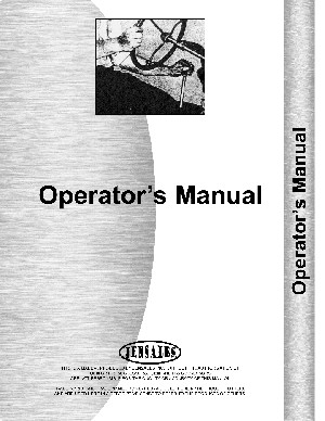 Operators Manual - Super MD