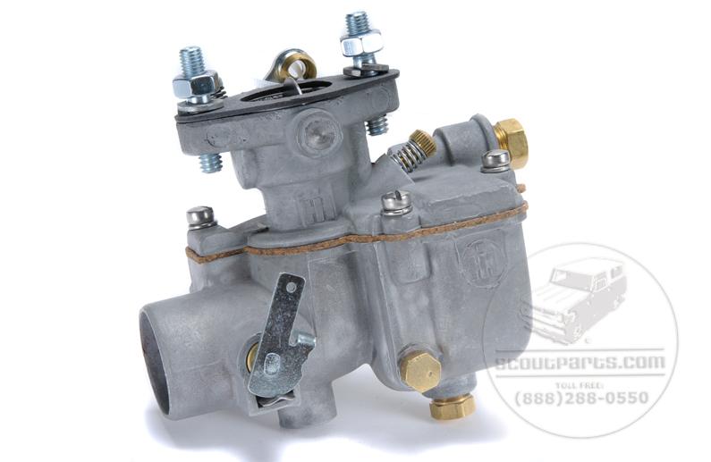 carburetor - cub lo-boy big bore