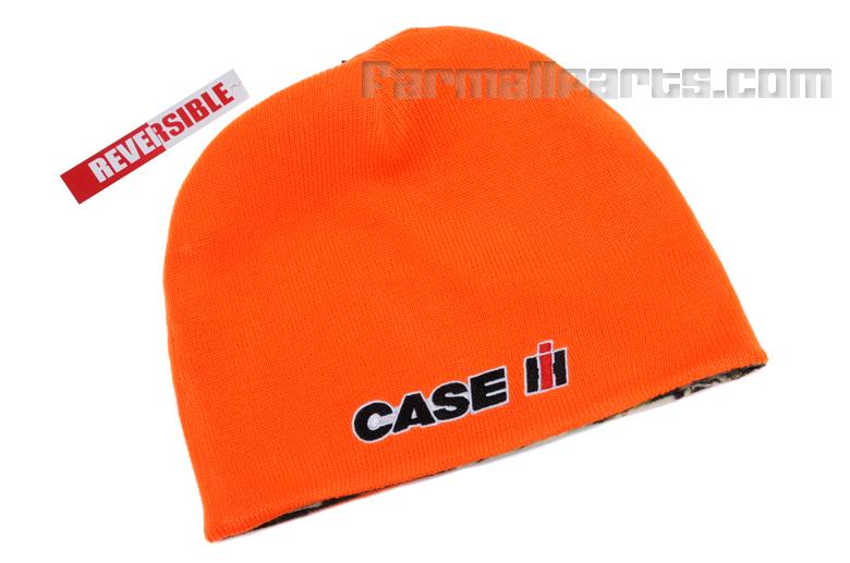 Reversible stocking hat