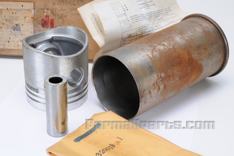 Piston-Sleeve Kit - D188 and DT282 Engines