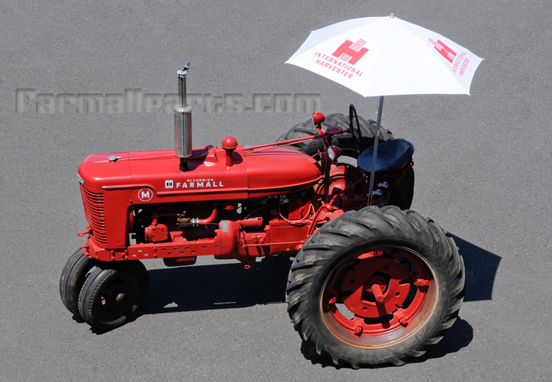 Farmall M & H Umbrella