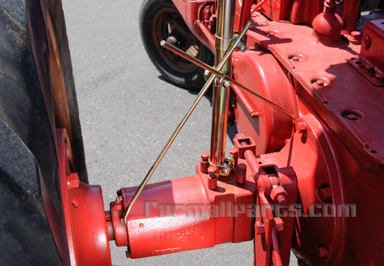 International Harvester Farmall Tractor Operators Manual Page in addition Farmall Md Front additionally B further Ihs likewise . on farmall wiring