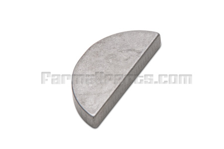 No.19 Woodruff Key For Steering Worm Shaft For Farmall 100, 130, and 140.