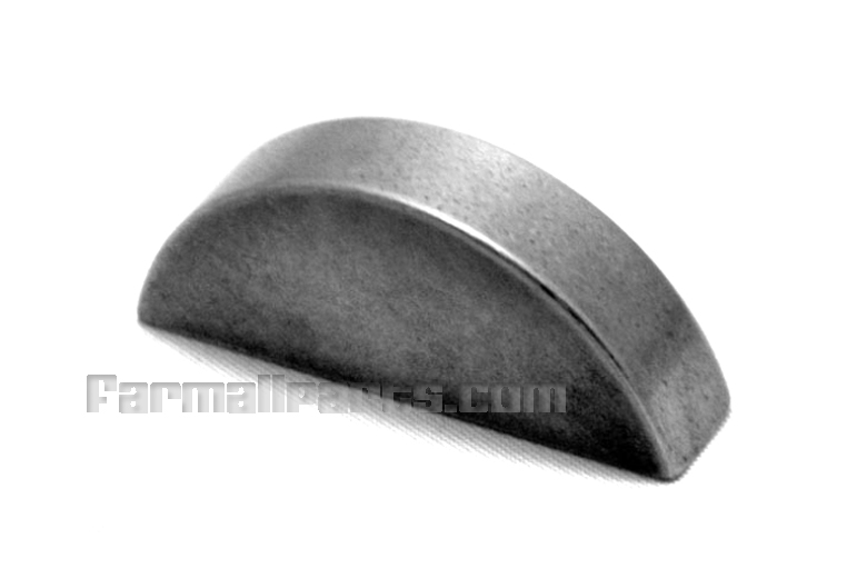 No.15 Woodruff Key For Steering Worm Shaft For Farmall 100, 130, and 140.