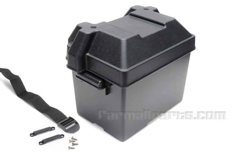 Battery box - Protect Your Paint & Tractor