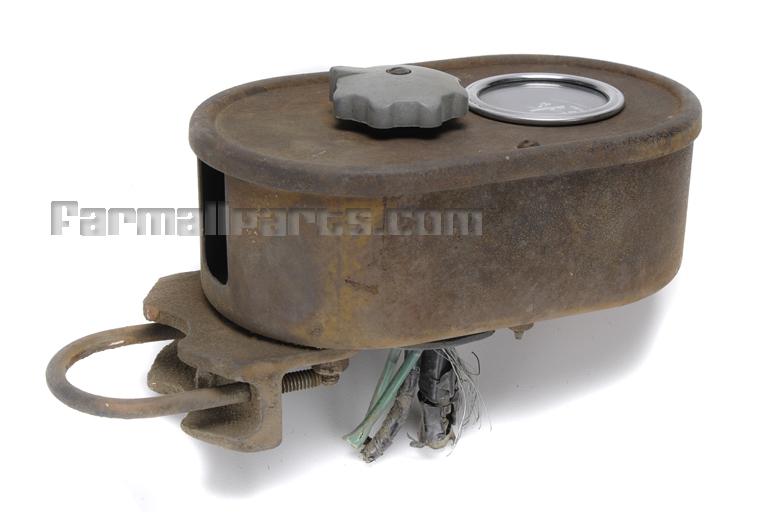 Control box  - Farmall W-9 used