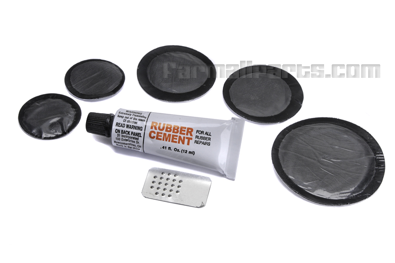 Round Patch Kit - All Purpose