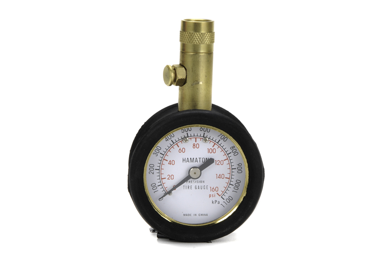 Heavy Duty Dial Tire Pressure Gauge