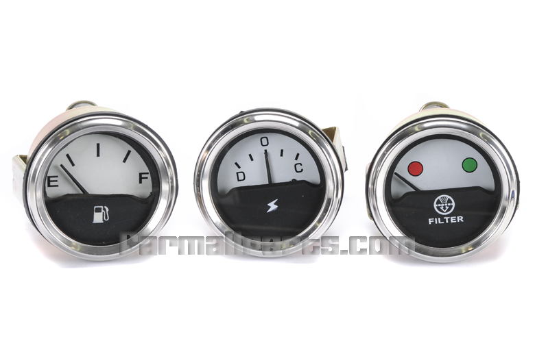 Air Cleaner, Amps, Fuel Gauge kit- Farmall IH 766,966, 1066,1466,1468,1566,1568,4366, 4568 -