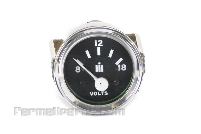 Volt meter gauge