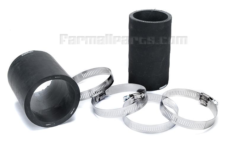 Radiator Hose Kit for Farmall C, Super C, 100, 130, 200, 230