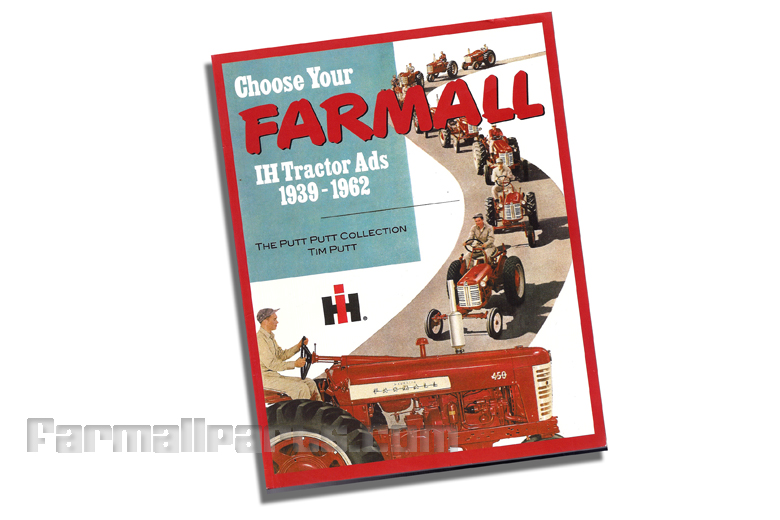 Farmall Tractor Ad collection