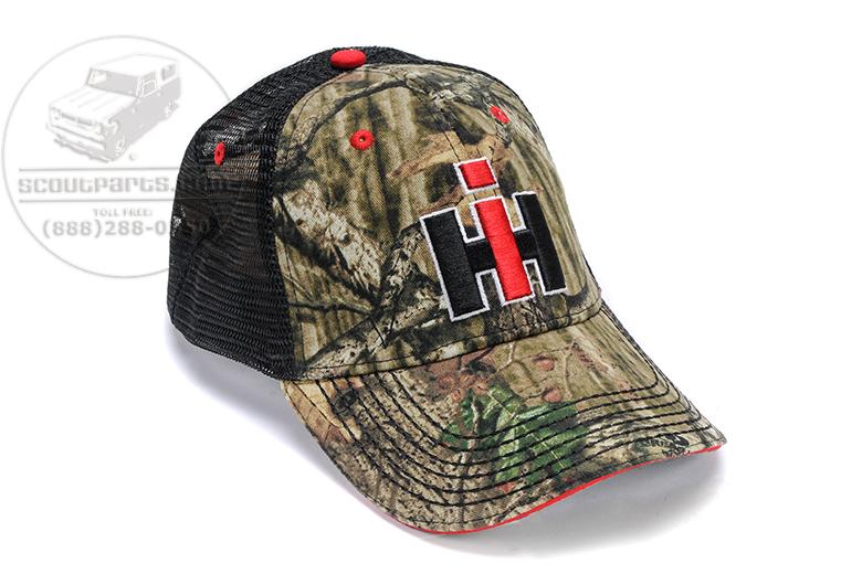 5e2dbcdb IH Camouflage Trucker Hat , Baseball Cap - Toys, Books, & Gifts ...