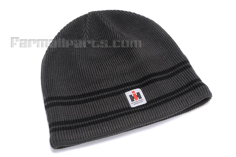 Grey and Black Beanie IH logo