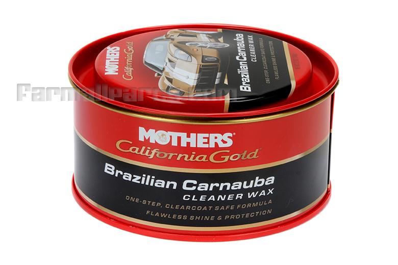 Wax - Mothers Brazilian Carnauba Cleaner Wax