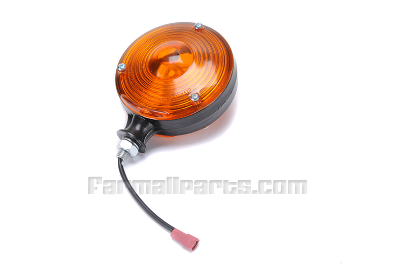 Turn signal light - Amber both sides