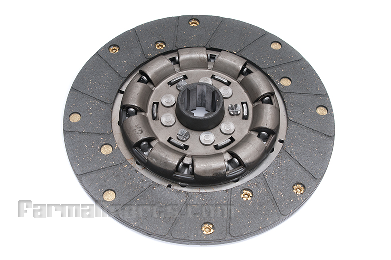 Clutch Disc, NEW - Farmall A, B, C, Super A, Super C, 100, 130, 140, 200, 230,